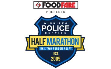 Foodfare Winnipeg Police Service Half Marathon