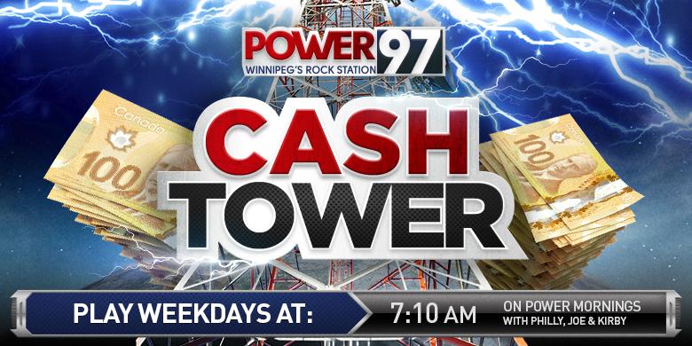 Power Cash Tower